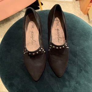 FREE PEOPLE - heels with spikes